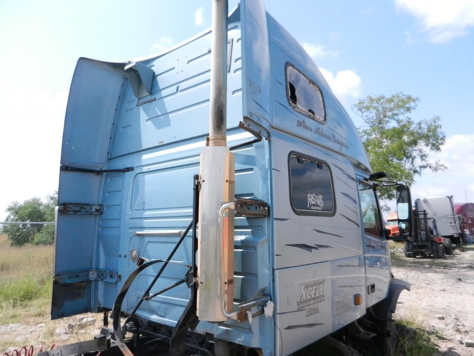 Cabina International 9400i : Cabina studio para volvo modelo 2000 u2013 camiones baratos