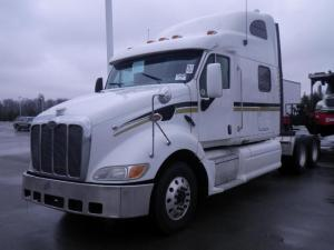 PETERBILT 387 CATERPILLAR C15 13SPEED